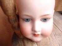 Antique Armand Marseille Dolls Head