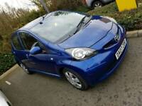 Toyota Aygo superb condition priced for quick sale
