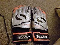 Sondico Goalie Gloves