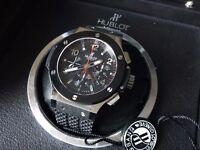 New Swiss Hublot Big Bang Eta 7750 Automatic Watch Steel
