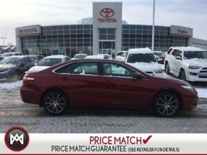 2015 Toyota Camry XSE- Navigation, Leather Bolster,Alloys &More!