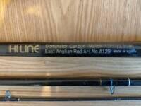 Hiline Dominator Carbon Match Rod