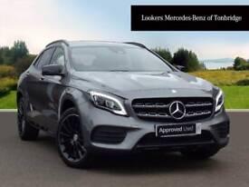 Mercedes-Benz GLA Class GLA 220 D 4MATIC AMG LINE PREMIUM (grey) 2017-04-18
