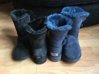 Uggs, Converse, Doc Martins.. boots, shoes & trainers