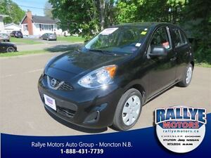 2015 Nissan Micra S! Trade-In! Save! EXT Warr!