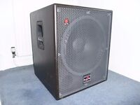 """DAS SUB 18A - Very Loud 18"""" Subwoofer - Buy 1 or 2"""