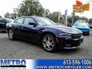 2016 Dodge Charger SXT - AWD - FULLY LOADED