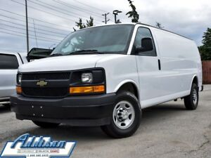 2017 Chevrolet Express 2500 WT -  Power Windows