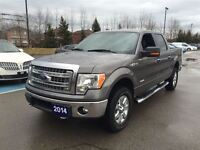 2014 Ford F-150 XLT, XTR 302A with LEATHER