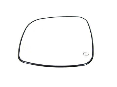 2008-2018 CHRYSLER TOWN & COUNTRY DODGE GRAND CARAVAN LEFT SIDE MIRROR GLASS OEM Dodge Caravan Side Mirror