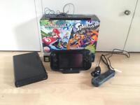 Nintendo Wii U Pro 32GB with Mario Kart 8