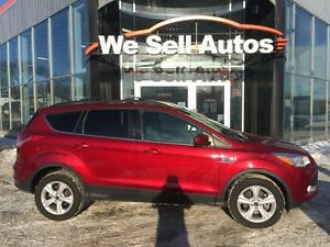 2013 Ford Escape SE AWD *LOW KM *BTOOTH *HTD SEATS *NAV *SAT RAD