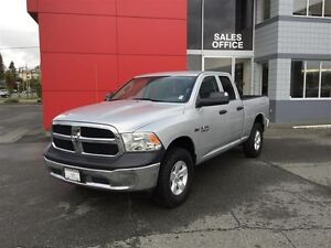 2014 Ram 1500 ST (140.5 WB - 5.7 Box) 4x4 Local Truck Mag Wheels