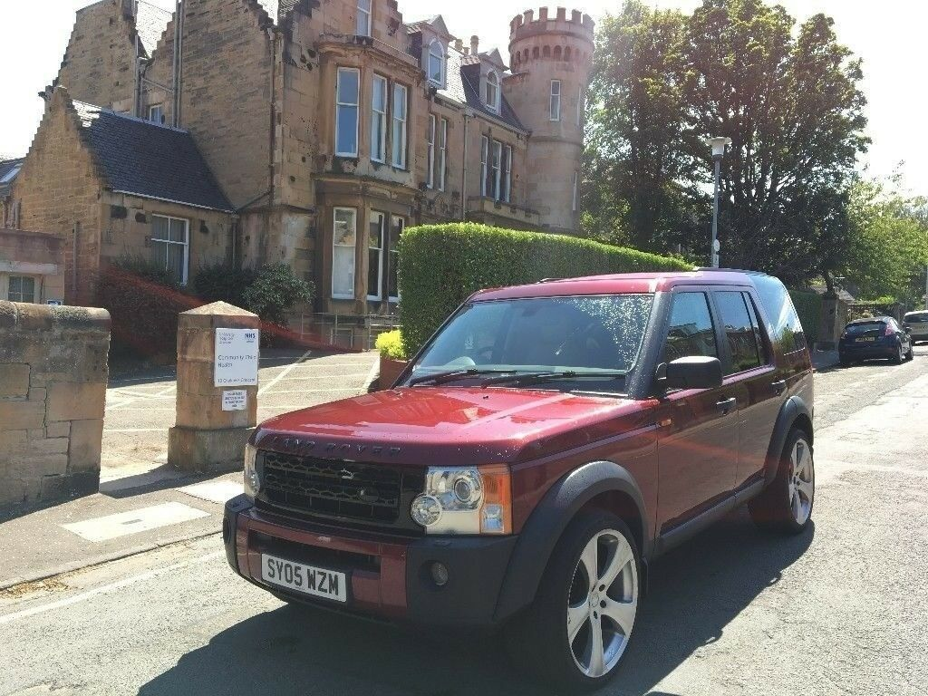 2005 LAND ROVER DISCOVERY 3 TDV6 SE 2.7 RARE 6 SPEED MANUAL ONLY 1 OWNER  FULL MAIN DEALER HISTORY