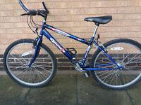 Ladies emelle bike good condition (city centre)