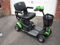 Zest Plus Mobility Scooter