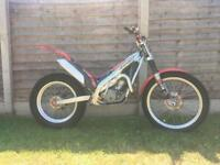 Gas gas txt 250 pro 2006 trials bike