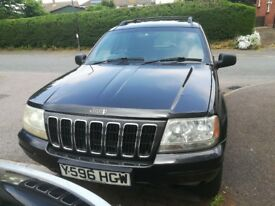 Grand jeep cherokee automatic diesel