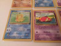 Pokemon cards - team rocket