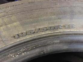 Part worn tyre tyres 195/50/15