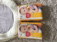 TESCO size 2 nappies unopened