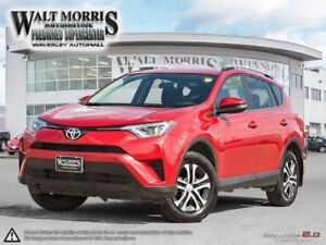 2016 Toyota RAV4 LE: NO ACCIDENTS, LOCALLY OWNED, ONE OWNER