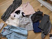 Girls clothing age 10-11 years