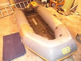 Barras inflatable dinghy