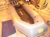 Barras inflatable dinghy