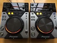 Pioneer cdj 400 original boxes included full working order