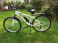 APOLLO ELUSION woman's mountain bike + accessories