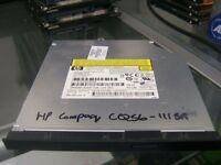 HP COMPAQ CQ56 laptop dvd writer AD-7701H-H1 GT30L AD-7721H-H1 bezel SATA