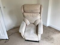 Mobility Riser and Recliner Chair