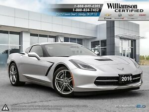 2016 Chevrolet Corvette Stingray**6.2L**V8**