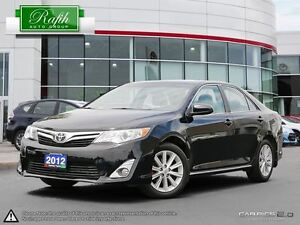 2012 Toyota Camry XLE -
