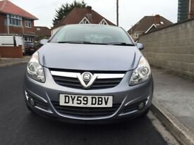 Vauxhall Corsa SXI 2 previous owners 1 Year MOT