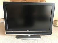 32 Inch Sony Bravia LCD TV