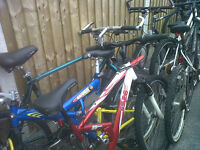 BIKES ALL KINDS FROM £30