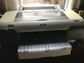 Epsom styluspro 4800 professional printer