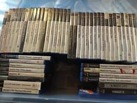 PS2 Console, 48 games, singstar mics and buzz