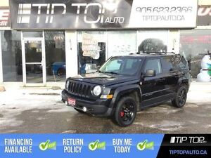 2013 Jeep Patriot Limited ** Leather, Moonroof, Bluetooth **