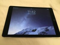 iPad Air2 WiFi and Cellular - space grey 18 months old