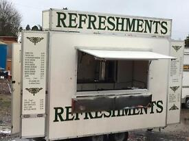 Catering Trailer For Sale 10ft
