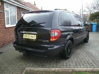 CHRYSLER GRAND VOYAGER LTD XS AUTO 2.8 DIESEL 7 SEATER