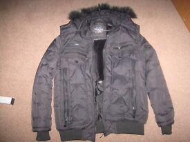 New winter jacket for men