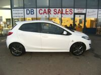 2012 12 MAZDA 2 1.3 VENTURE EDITION 5d 83 BHP **** GUARANTEED FINANCE **** PART EX WELCOME