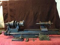 Myford small metal lathe