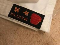 Karate suit 180cm. New.