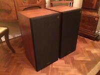Vintage Wharfedale Laser 400 speakers