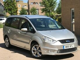 2011 FORD GALAXY PCO *NEW GEARBOX £1700* FACE LIFT MINT IN AND OUT SELLING FAST AS LEAVING UK